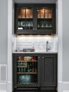 High Quality 15 Stylish Small Home Bar Ideas