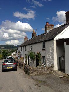 Village of #Govilon near #Abergavenny #wales