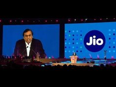 Reliance Jio 4G Free SMS Calls Internet For Everyone
