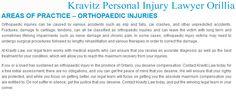 Kravitz Personal Injury Lawyer 17 Colborne Street East Orillia, ON L3V 3L3 (705) 242-2761