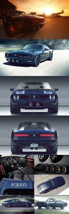 Equus Bass - http://www.equus-automotive.com/