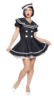 i think i want to be a sailor.