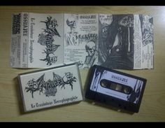 OSSUAIRE Tape Out now! Death metal