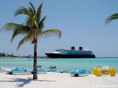 Castaway Cay info including videos, details on excursions/rentals with ages and prices, from the DIS.