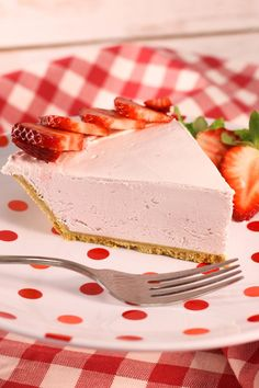 4-Ingredient Yogurt Pie is one of the best Cool Whip dessert recipes you'll ever try. It's so light and fluffy that you won't be able to resist it!