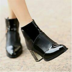 Heel Height: about 6 cm. Heeled Boots, Shoe Boots, Women's Shoes, Skull Shoes, Wholesale Shoes, Chunky Heels, Low Heels, Me Too Shoes, Loafers