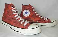 Converse All Star Men's Canvas 141083C Snake Print Hi Shoes Sneakers size 10