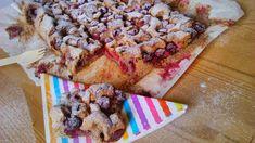 Diétás meggyes piskóta (paleo, gluténmentes) recept Vegetable Pizza, Banana Bread, French Toast, Vegetables, Breakfast, Food, Meal, Eten, Vegetable Recipes