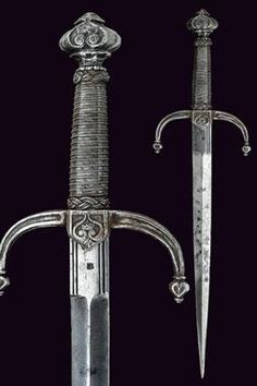 Find Left Handed Dagger, North Italy, 16th Century