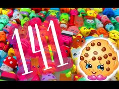 ▶ Shopkins MANIA! Watch Me Opening 141 Shopkins Toys with Ultra Rare, Exclusive, & Special Editions! - YouTube