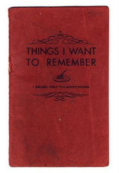 I want to make a book something like this to write down memories (especially all the cute little saying and memories from the kids).  I should have been doing it all along....i'm already starting to forget some!