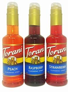Amazon Com Italian Soda Syrup Grocery Gourmet Food Torani Syrup Soda Syrup Fruit Flavored