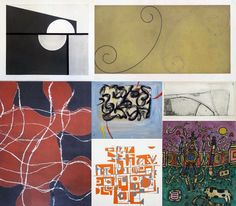 August 2016: Summer Miscellany sale at Broadbent Gallery London.   Artists include Ian McKeever, Robert Mangold, Alan Davie, Jules de Goede, Anthony Benjamin, Paul Mount, Reg Watkiss