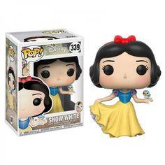 Figura Funko Pop Blancanieves - Snow White - Disney