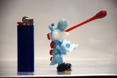Scott Rosenberg - Yoshi Dish and Dabber (not a pipe but a dish I'd actually have)