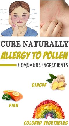 Natural Remedies For Allergies Cure naturally allergy to pollen! Cure For Allergies, Home Remedies For Allergies, Allergy Remedies, Pollen Allergies, Asthma Relief, Natural Asthma Remedies, Hair Remedies, Allergy Relief, Allergies