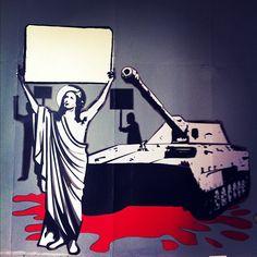 #cairo #graffiti #contemporary #art #gallery #exhibition  - @mongoren | Webstagram