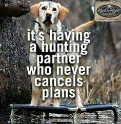 My favorite hunting buddy