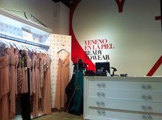 Los vestidos de fiesta de Veneno en la Piel para la primavera verano 2013