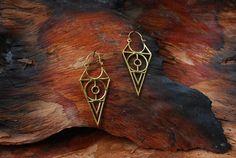 Geo's  ear jewelry