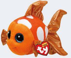 Klovnfisk Ty bamse 15 cm