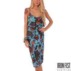 아이언피스트 kokomoan keyhole dress  #ironfist #아이언피스트 #펑키 #유니크 #여자캐주얼 #원피스 #드레스