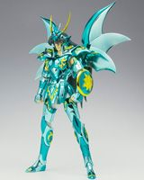 Figurine PEGASE - SAINT CLOTH MYTH Dragon Shiryu God Cloth 10th anniversary edition