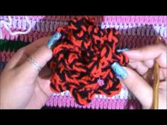 How to Crochet An Easy Rose