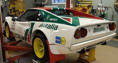 1980 Ferrari 308 GTB - FIA Group 4 Michelotto style rally recreation   Classic Driver Market