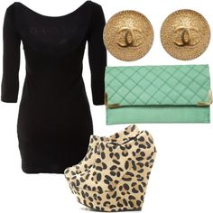 not sure I'm quite THAT committed to animal print but I love the rest!