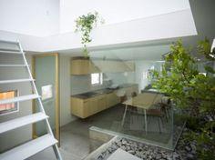 Desain Taman Mungil Dalam Rumah Minimalis 10