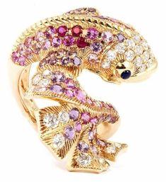 Rosamaria G Frangini | High Animal Jewellery | TJS | Anna Hu