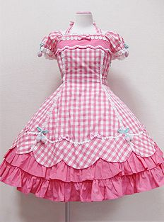 Angelic Pretty / One Piece / Berry-chan OP