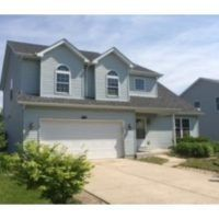 $100 Down Government Owned - Meadowbrook St. Plainfield, IL. 3BD/2.1BA. $206,000