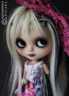 blythe doll dark - Buscar con Google