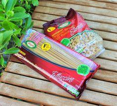 Be Gluten Free - Brighton : Rizopia Pasta Review
