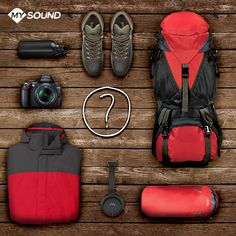 Backpacking fa rima con avventura ;) Cosa non può mancare?   #backpacking #backpackingtips #backpacker #gear  #backpackingeurope  #travel  #viaggiare #clothing #musica #music #audio #cuffie  #headphones #mystyle #mysound #hpsmart