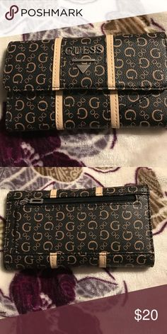Guess wallet Brown guess wallet. Barely used. Bags Wallets