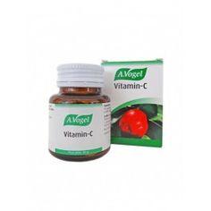 VITAMIN-C NATURAL A.VOGEL 40 comprimits - Natura Herbolari