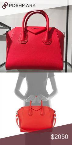 dc7dd25d167 Givenchy Antigona Medium Leather Satchel Brand new with tags. Givenchy Bags  Satchels Givenchy Antigona
