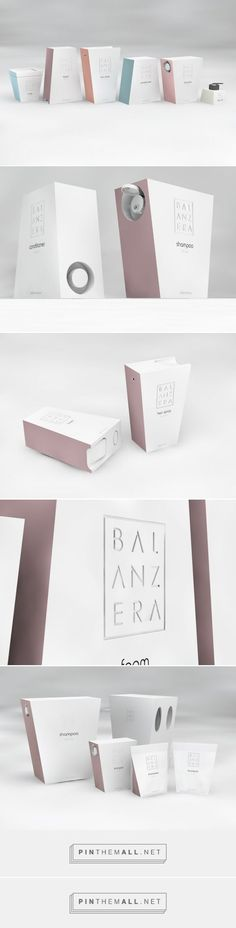 Balanzera - Cosmetic Products (Concept)   Cosmetics, Packaging and Overalls - created via https://pinthemall.net