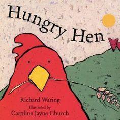 Winter 1 2013, Week 1: Hungry hen-Richard Waring