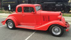 1933 Chevy 5 Window Eagle Coupe