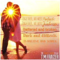 The dark light of day T.M. Fraizer, Rag
