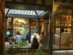 익선동 한옥 다이닝카페, '열두달' 그리고 카페 '식물' - 달콤한 나의 계절, Mellow Season