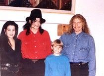 Michael Jackson's 'creepy' letter to Lisa Marie Presley pulled. #examinercom
