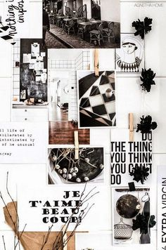 Welocome to this class on how to build a moodboard! A moodboard is a fundamental tool for creatives and it's important to learn wich one is our p. Layout Design, Design De Configuration, Web Design, Design Ideas, Inspirations Boards, Concept Board, Types Of Photography, Fashion Photography, Blog Deco