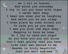 Sitting In Heaven - Counted Cross Stitch Chart Patterns