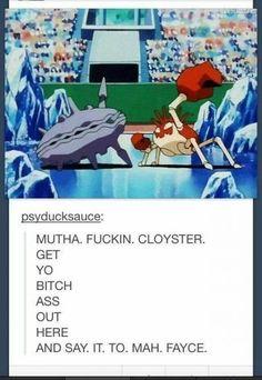 Hahahaha! #funny #pokemon