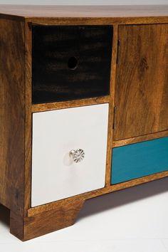 Kare design :: Szafka Malibu (3 szuflady, 3 drzwi)